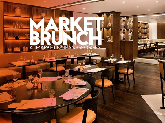 Market Brunch At Market by Jean-Georges
