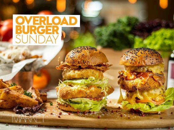 overload burger doha